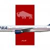 PNA Boeing 757-200
