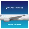 Taipei Airways | Boeing 777-300ER | 2016 livery