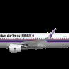 Fukuoka Airlines - Airbus A320 - JA981A