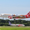 "Air Asia Indonesia ""Feels like Home "" Livery"