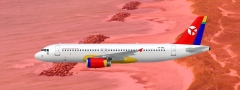 Danish Air Transport A320