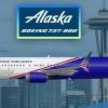 "Alaska Airlines 737-900ER ""Honor those who serve"" N265AK"