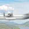 ALBA ATR 72 - Eilean Donan Castle