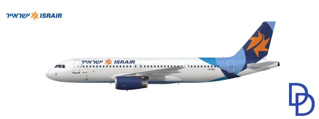 Israir A320-200