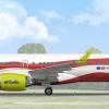 Airbus A220 Air Baltic YL-CSL