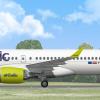 Airbus A220 / Air Baltic / YL-CSE