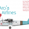 Aro'a Airlines DHC-6