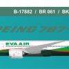 EVA Air 787 9 Jan2020