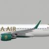 terra AIR livery
