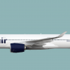 Nationair - Airbus A350-1000