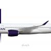 Air Taiwan | Airbus A350-900 | B-18610