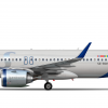 Airbus A320 251N SAS New Livery 2019 SE ROH