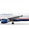 Airbus A320-214 US Airways - N106US