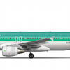 Airbus A320 214CFM Aer Lingus EI DES