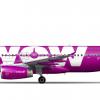 Airbus A320-232IAE WOW Air - TF BRO