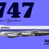 Boeing 747-200 Aquila Airlines
