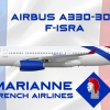 Airbus A330-300 Marianne French Airlines