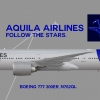 Boeing 777-300ER Aquila Airlines