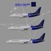 Aquila Airlines Boeing 737 Fleet