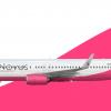 FlyNovus B737-800