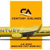 Century - Hertz B737 800