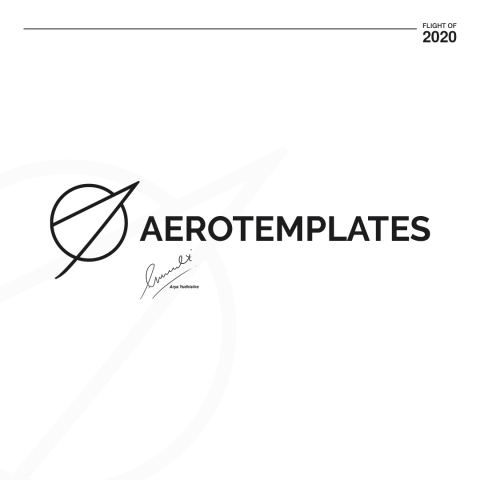 AEROTEMPLATES AE COVER