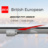 BEA Retro Livery | Boeing 777-300ER