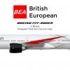 BEA | Boeing 777-300ER
