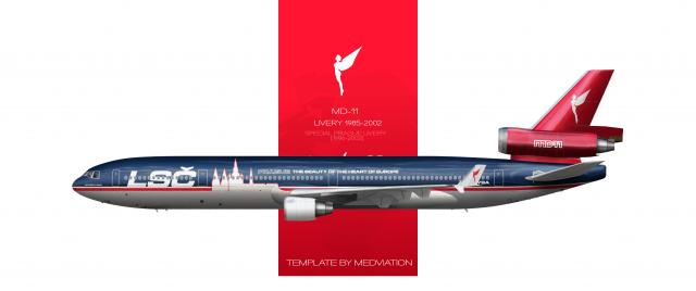 Czechoslovakian Airways | McDonnell Douglas MD-11