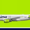 Airbus A319 Lima Lineas Aéreas