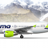 """Airbus A319 """"2021 Revised Livery"""""""