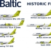 airBaltic Historic Fleet