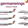 Germanwings Historic Fleet