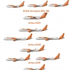 easyJet Historic Fleet