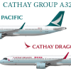 Cathay Group Airbus A321LRs