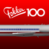 American Airlines Fokker F100
