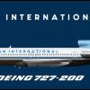 Boeing 727-200 Canadian International C-AMBA