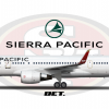"4-6   Sierra Pacific   Boeing 757-200   2015-Present ""49er-Liner"""