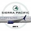 "4-2 | Sierra Pacific | Boeing 737-800 | 2020 ""DWA Alliance Livery"""