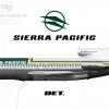 1-1   Sierra Pacific   Boeing 727-100   1965-1974