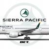 4-3 | Sierra Pacific | Boeing 757-200 | 2009-Present