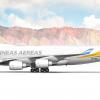 Tango Líneas Aéreas Boeing 747 400