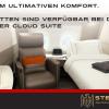 Steinadler first class advert