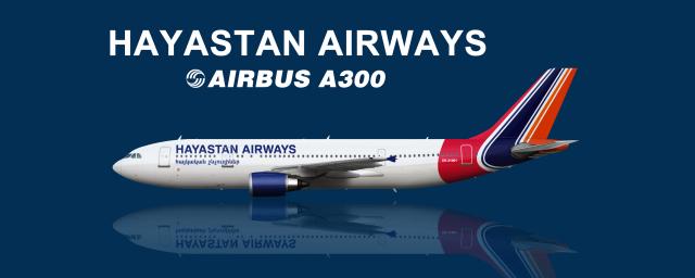 Airbus A300-600 Hayastan Airways
