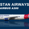 Airbus A300-600 Hayastan Airways