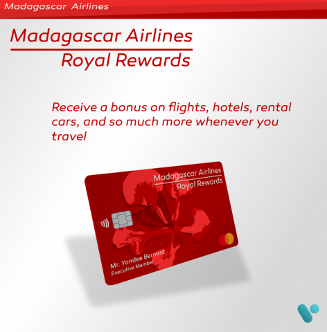 Madagascar Royal Rewards