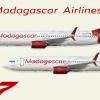Madagascar 737