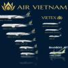 Air Vietnam Fleet