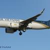 Air Vietnam A320 In flight