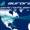 Aurora Route Map